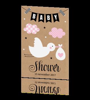 home overige kaarten babyshower babyshower ooievaar