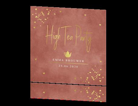 Nieuw High Tea waterverf confetti WT-33